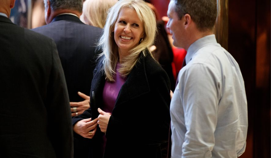 Monica Crowley declines Trump administration role after plagiarism accusation