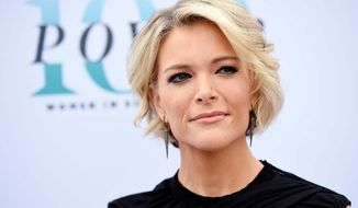 Megyn Kelly's fans may not follow her from Fox News to NBC, a new poll finds, adding that ardent Republicans may simple turn away. (Associated Press)