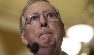 Senate Majority Leader Mitch McConnell (Associated Press/File)