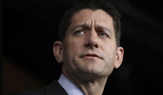 """We are on a rescue mission to prevent Obamacare from making things even worse,"" said House Speaker Paul D. Ryan, Wisconsin Republican. (Associated Press)"