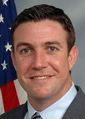 Rep. Duncan Hunter, Republican of California