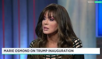 Marie Osmond said she would be willing to perform at Donald Trump's inauguration if she could, saying it's time for Americans to come together and support the president. In a statement days later, Ms. Osmond emphasized, however, that she never had any intention to perform at the inauguration, no matter who the winner of the 2016 election happened to be. (Yahoo Finance)