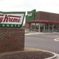 """Krispy Kreme has apologized to the Smyrna Police Department in Georgia after employees at the store on South Cobb handed an on-duty officer a doughnut box with """"Black Lives Matter"""" scrawled on top. (FOX 5)"""
