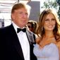 Melania Trump, born Melanija Knavs in her native Slovenia, married President-elect Donald Trump after the couple met at a party in New York. The billionaire, real estate mogul and reality-TV star then vigorously pursued her despite her initial rebuffs. She will become first lady on Friday afternoon. (Associated Press photographs)