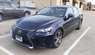 An entry level Lexus could just be what the doctor ordered for the auto buyer dipping their toe into the luxury sedan market. The 2017 Lexus GS 200t is indeed a sure thing with a turbocharged engine, above average fuel economy and a price tag that won't give you sticker shock. (Photo by Rita Cook)