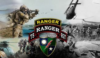 Army Special Operations Command confirmed on Wednesday, Jan. 18, 2017, that the first female Ranger will join the iconic 75th Ranger Regiment. (Facebook, U.S. Army 75th Ranger Regiment)
