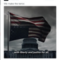 """Inauguration Day tweet by Netflix promoting the May 30 release of season five of """"House of Cards."""" (Twitter)"""