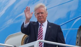 President Trump has a unique skill set when it comes to wrangling the press and emerging from the effort unscathed (Associated Press)