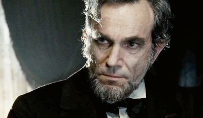 Daniel Day Lewis as Abraham Lincoln - Best Actor (2012)