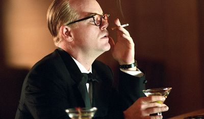 Phillip Seymour Hoffman as Truman Capote - Best Actor (2005)