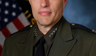 This undated photo provided by the U.S. Customs and Border Protection shows Ronald Vitiello. Vitiello, a career Border Patrol official who was backed by the agents' union, was named Tuesday, Jan. 31, 2017, as chief of the agency, less than a week after his predecessor resigned under pressure. (U.S. Customs and Border Protection via AP)