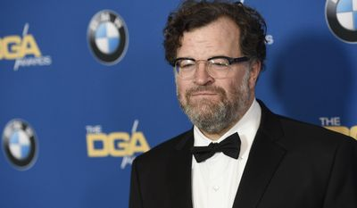 """Kenneth Lonergan, director of """"Manchester by the Sea,"""" poses at the 69th annual Directors Guild of America Awards at the Beverly Hilton on Saturday, Feb. 4, 2017, in Beverly Hills, Calif. (Photo by Chris Pizzello/Invision/AP)"""