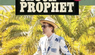 "This cover image released by Yep Roc shows ""Bobby Fuller Died For Your Sins,"" the latest release by Chuck Prophet. (Yep Roc via AP)"