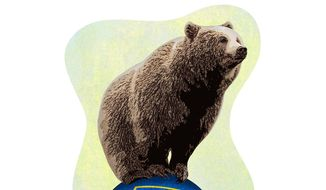 Russian Control of Ukraine Illustration by Greg Groesch/The Washington Times