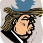 Illustration on Trump's tweeting by William Brown/Tribune Content Agency