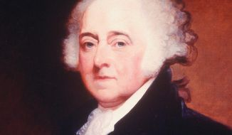 John Adams (Associated Press) ** FILE **
