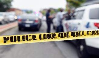The vast majority of homicides occurred in just 5 percent of counties, and even there the murders were localized, with some neighborhoods untouched by the violence, according to a new report released Tuesday by the Crime Prevention Research Center. (Associated Press)