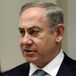 Israeli Prime Minister Benjamin Netanyahu heads to Washington this week for a high-profile meeting with President Trump that is clouded in uncertainty. (Associated Press)