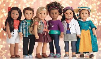 Mattel announced Tuesday that American Girl will debut its first boy doll in the brand's 31-year history later this week. (American Girl)