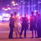The Pulse nightclub shooting in Orlando, Florida, in which 49 people died, pushed 2016 to the highest year of extremist-related deaths in the U.S., and the first time in 30 years Islamic extremism was the deadliest. (Associated Press)