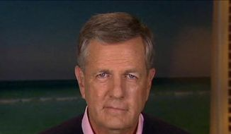 Fox News senior political analyst Brit Hume is depicted here in a photo from his Twitter profile. (Twitter) **FILE**
