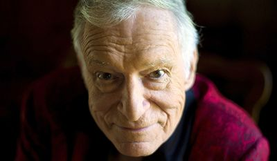 Playboy magazine publisher Hugh Hefner welcomed his son Cooper into the world in 1991 with his then-wife Kimberley Conrad, he was 65.