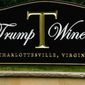 Plans to boycott Wegmans grocery stores because the company sells Trump wines backfired over the weekend in Virginia. A spokesman told Fox News on Feb. 20, 2017, that all but its Charlottesville locations were out of stock. (Fox News screenshot)