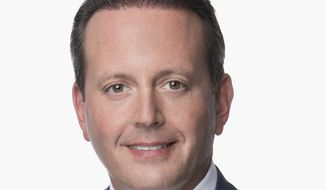 """This Aug. 8, 2016, photo provided by Allergan shows Brent Saunders.  Saunders, CEO of Botox maker Allergan PLC, last September 2016, announced a new """"social contract"""" under which the company would limit annual list price increases for its drugs to below 10 percent. After deducting the discounts insurers and other payers get off the higher list price, Allergan will receive net price increases of around 2 percent to 3 percent on its drugs, Saunders said.   (Jeff Weiner/Allergan via AP)"""