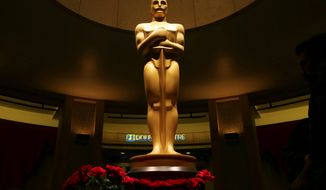 Oscar statue (Associated Press)
