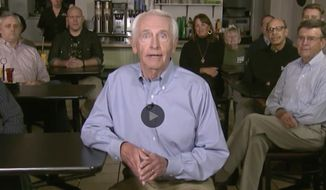 Former Kentucky Gov. Steve Beshear gave the Democratic response to President Trump's address to the joint session of congress.
