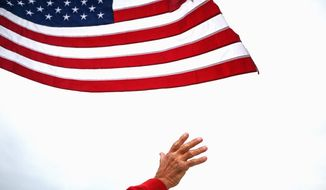 A new Associated Press poll finds Americans worried the nation is losing its national identity. (Associated Press)