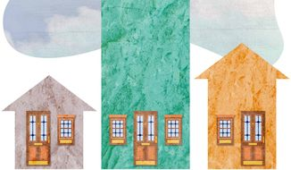 Investing in Homeownership Illustration by Greg Groesch/The Washington Times