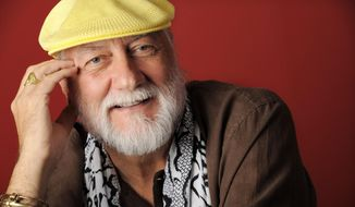 FILE - In this Sept. 8, 2011 file photo, musician Mick Fleetwood poses for a portrait in Beverly Hills, Calif. Court records obtained Tuesday, Dec. 8, 2015, show that a Los Angeles judge finalized Fleetwood's marriage from Lynn Susan Frankel Fleetwood on Nov. 20, 2015, more than 20 years after the pair married. The former couple's divorce judgment does not state how their assests, or custody of their 13-year-old twin daughters, will be divided. (AP Photo/Chris Pizzello, File)