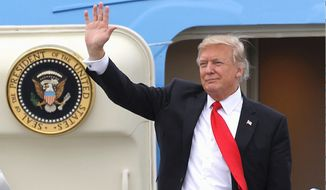 President Trump is doomed to fail with his first major initiative on Capitol Hill, according to radio talk show host Rush Limbaugh. (Associated Press)