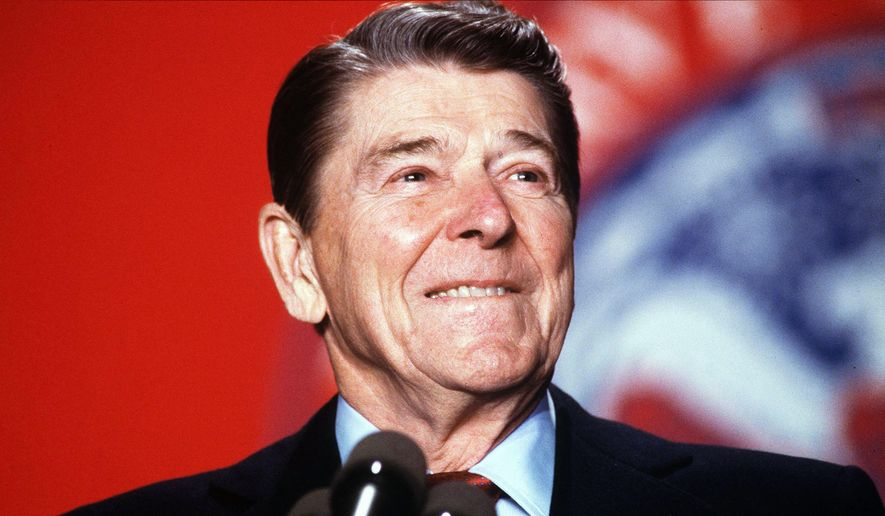 We can still learn from Ronald Reagan, says Craig Shirley, a historian who has penned his fourth book on the 40th president. (Associated Press)