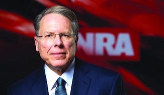 NRA Executive Vice President and CEO Wayne LaPierre has a clear message for his organization's 5 million members. (NRA)