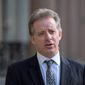 Christopher Steele, who compiled a dossier that Democrats are using in an attempt to prove collusion between the Trump campaign and Russia, was paid by Fusion GPS, a Democratic Party-aligned opposition research firm. (Associated Press/File)
