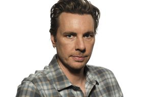 """In this March 11, 2017 photo, Dax Shepard poses for a portrait to promote his film, """"CHiPs,"""" at The London Hotel in West Hollywood, Calif. (Photo by Ron Eshel/Invision/AP)"""