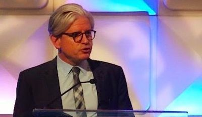Media Matters founder and chairman David Brock is recovering from a heart attack he suffered Tuesday in Washington D.C. (Twitter/@davidbrockdc)
