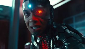 "Ray Fisher stars in Warn Bros. Pictures' ""Justice League,"" which is set for release Nov. 17, 2017. (YouTube, Warner Bros. Pictures)"