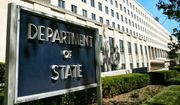 State Department building in Washington D.C.