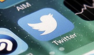 Twitter sued the Trump administration last week in response to its previously unreported attempt to learn about @ALT_USCIS, an account purportedly run by a current employee of Citizenship and Immigration Services. The social-media giant dropped its case a day later after the federal government withdrew its request, Twitter said in a court filing. (AP Photo/Marcio Jose Sanchez, File)