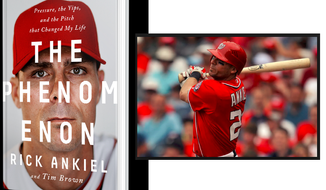 Rick Ankiel, former Major League Baseball player and now a life skills coordinator for the Washington Nationals, has published a new book that chronicles his meteoric rise and sudden fall in baseball.