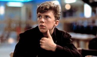 """Anthony Michael Hall appears in """"The Breakfast Club,"""" a look at social stratification among teenagers in the 1980s."""