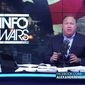 "InfoWars founder and conspiracy theorist Alex Jones is a ""performance artist"" who is simply playing a role, his attorney reportedly said during a recent custody hearing. (YouTube/@The Alex Jones Channel)"