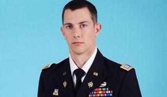 Army Capt. Nathan Michael Smith