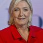 Marine Le Pen     Associated Press photo