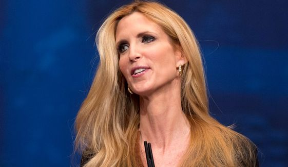 Conservative author Ann Coulter (Associated Press)