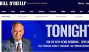 Political pundit Bill O'Reilly will return to the airwaves on Monday, April 24, 2017, for the first time since his time at Fox News came to an end. (billoreilly.com screenshot)