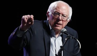 Sen. Bernard Sanders' role in the Democratic Party is unclear. Activist Cornel West has called upon the Independent from Vermont to leave the party and start his own. (AP Photo/Charlie Neibergall)